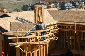 The Whalen-Jack exterior roof work